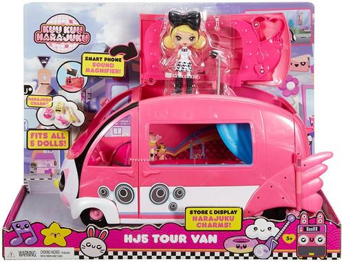 Kuu Kuu Harajuku HJ5 Tour Van Playset
