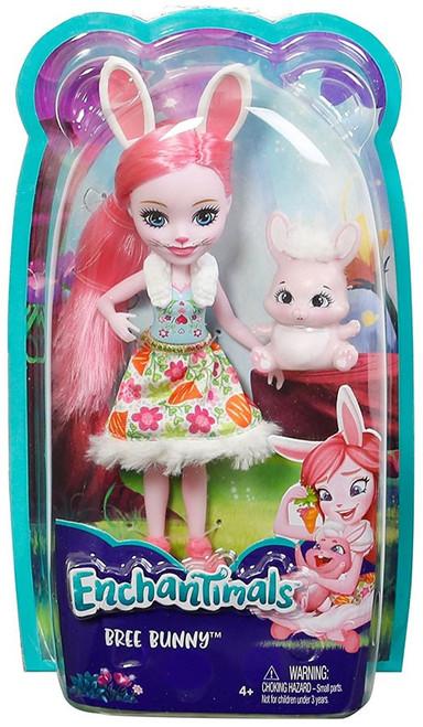 Enchantimals Bree Bunny Doll