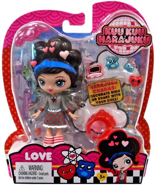 Kuu Kuu Harajuku Love Doll