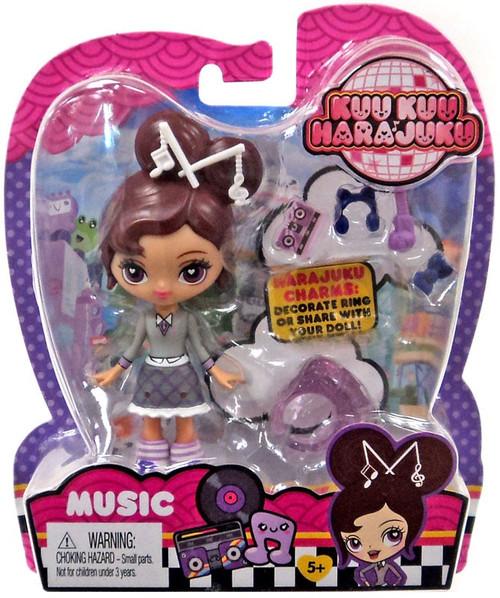 Kuu Kuu Harajuku Music Doll