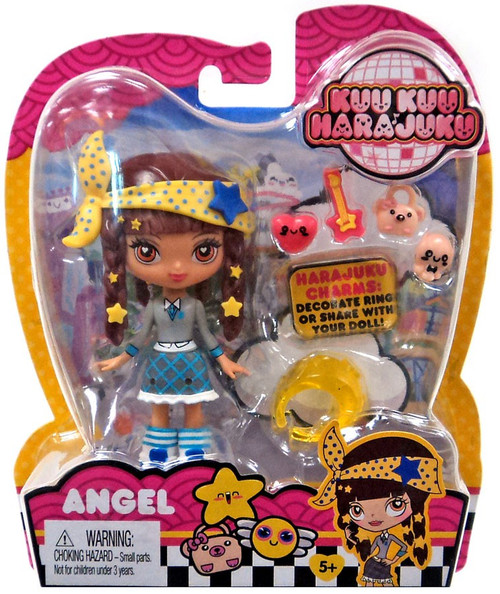 Kuu Kuu Harajuku Angel Doll