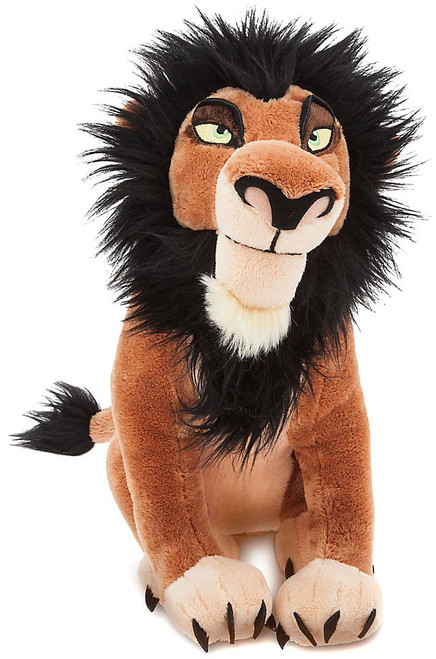 Disney The Lion Guard Scar Exclusive 14-Inch Medium Plush