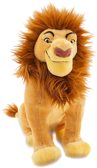 Disney The Lion King Mufasa Exclusive 14-Inch Medium Plush