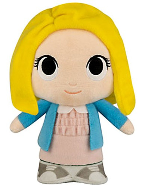 Funko Stranger Things SuperCute Eleven with Blonde Wig Plush