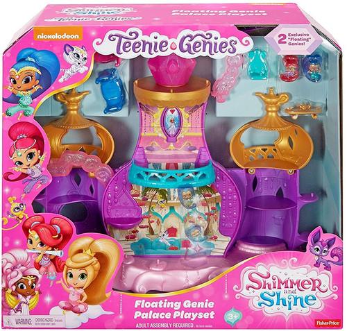 Fisher Price Shimmer & Shine Teenie Genies Floating Genie Palace Playset