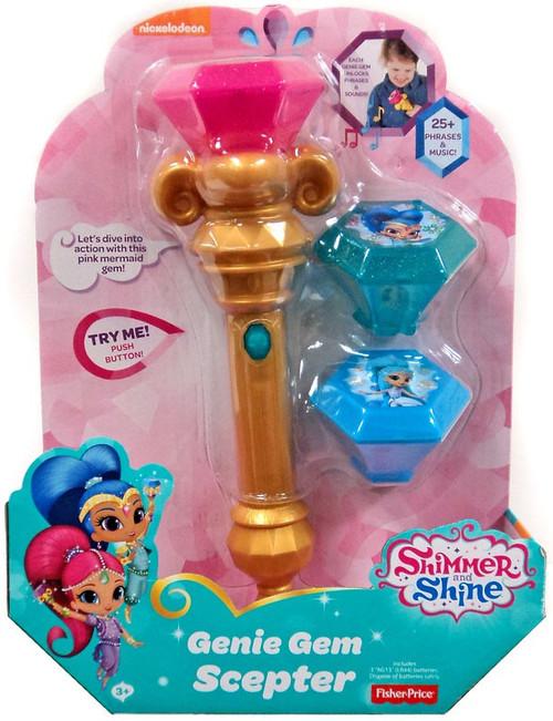 Fisher Price Shimmer & Shine Genie Gem Scepter