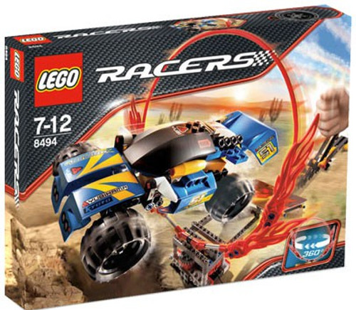 LEGO Racers Ring of Fire Set #8494