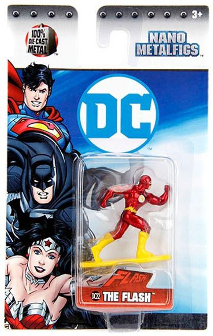 DC Nano Metalfigs The Flash 1.5-Inch Diecast Figure DC22 [DC22]