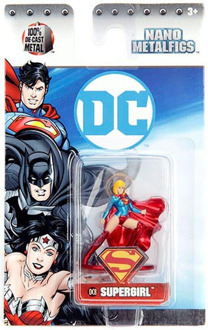 DC Nano Metalfigs Supergirl 1.5-Inch Diecast Figure DC8