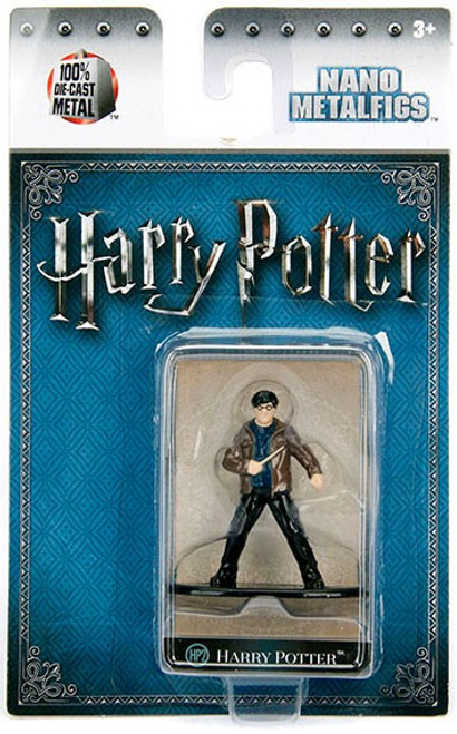 Nano Metalfigs Harry Potter 1.5-Inch Diecast Figure HP2 [Year 7]