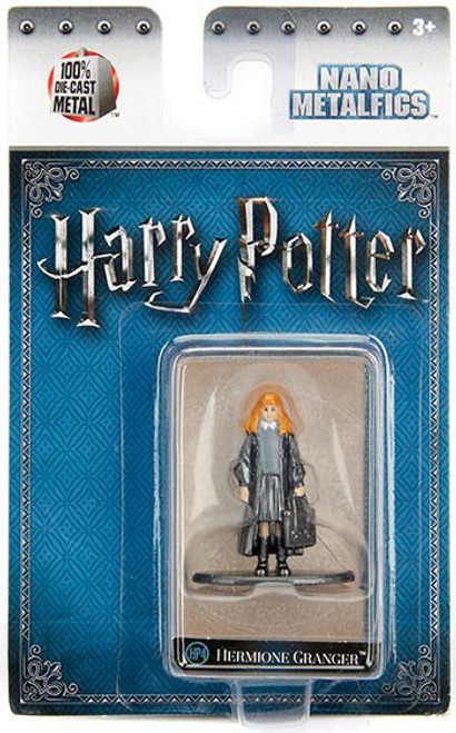 Harry Potter Nano Metalfigs Hermione Granger 1.5-Inch Diecast Figure HP4 [Year 1]