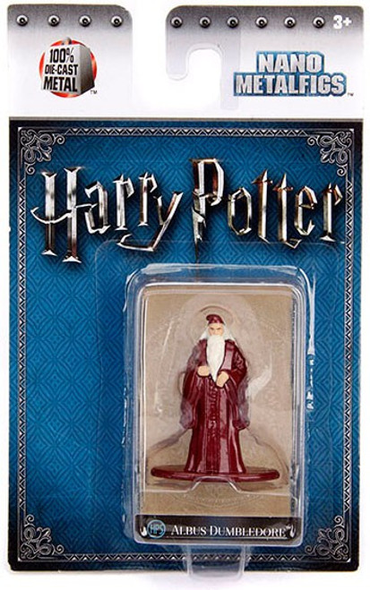 Harry Potter Nano Metalfigs Albus Dumbledore 1.5-Inch Diecast Figure HP5 [Year 1]