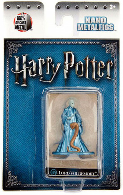 Harry Potter Nano Metalfigs Lord Voldemort 1.5-Inch Diecast Figure HP6