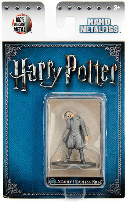 Harry Potter Nano Metalfigs Nearly Headless Nick 1.5-Inch Diecast Figure HP9