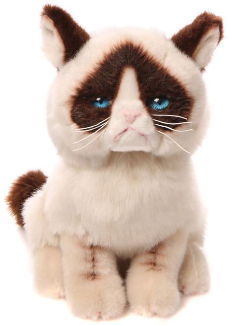 Grumpy Cat 9-Inch Plush