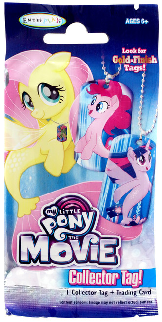 The Movie My Little Pony Dog Tag Mystery Pack