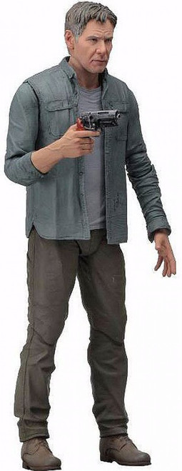 NECA Blade Runner 2049 Series 1 Deckard Action Figure [Harrison Ford]