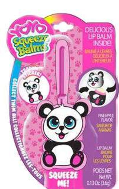 Squeezeables YOYO Squeeze Balm Panda Lip Balm