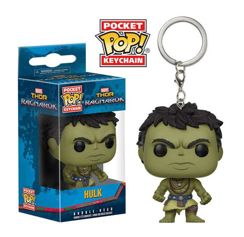 Funko Thor: Ragnarok POP! Marvel Hulk Keychain [Casual]
