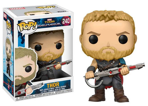 Funko Thor: Ragnarok POP! Marvel Thor Vinyl Bobble Head #240