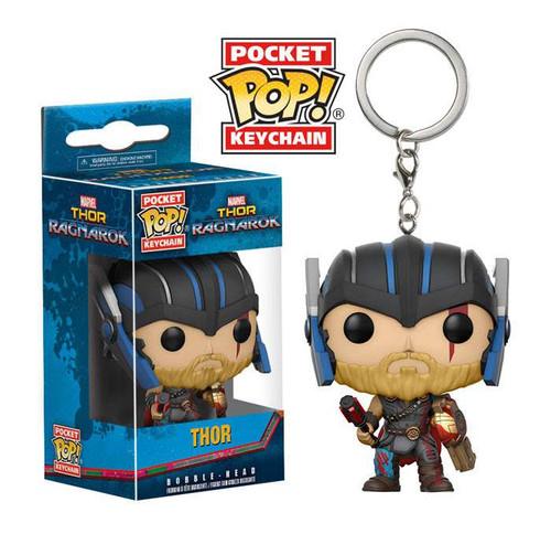 Funko Thor: Ragnarok POP! Marvel Thor Keychain