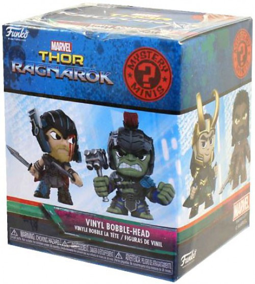 Funko Marvel Mystery Minis Thor: Ragnarok Mystery Pack [1 RANDOM Figure]