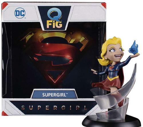 DC Q-Fig Max Toons Supergirl Figure