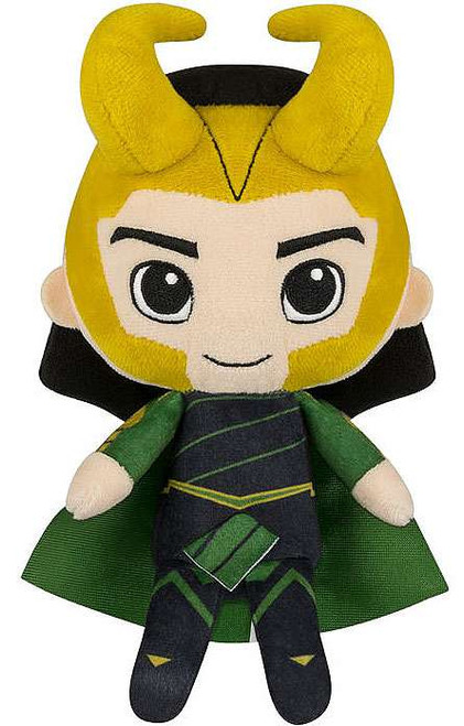 Funko Marvel Thor: Ragnarok Hero Plushies Loki Plush