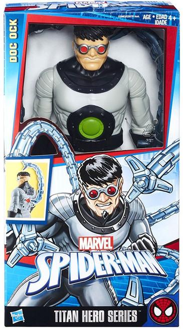 Marvel Spider-Man Titan Hero Series Doc Ock Action Figure