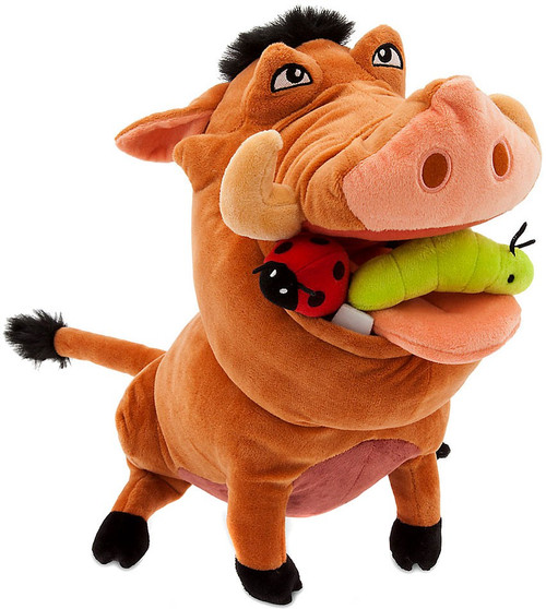 Disney The Lion King Pumbaa Exclusive 12.5-Inch Medium Plush