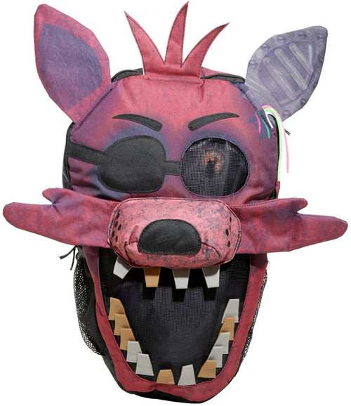 Five Nights at Freddy's Foxy Face Exclusive Backpack
