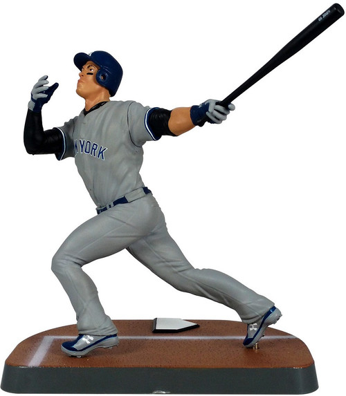 MLB New York Yankees 2017 Aaron Judge Action Figure [All Time Rookie Home Run Record!]