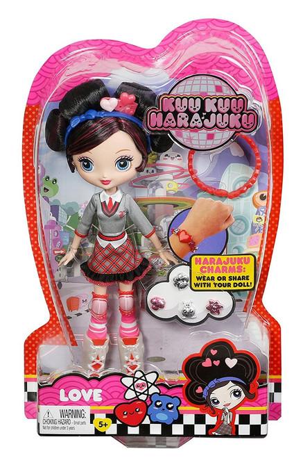 Kuu Kuu Harajuku Fashion Love Doll