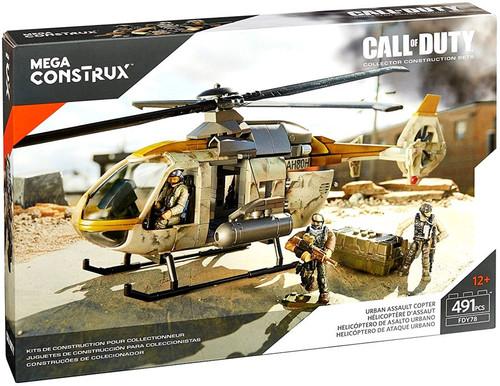 Call of Duty Urban Assault Copter Set