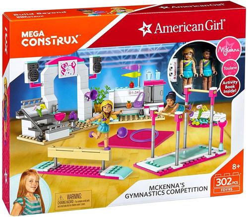 American Girl McKenna's Gymnastic Competition Set