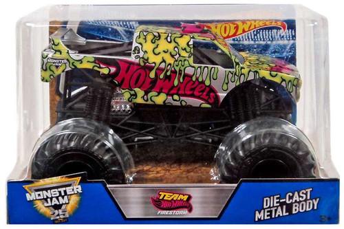 Monster Jam Team Hot Wheels Firestorm Diecast Car