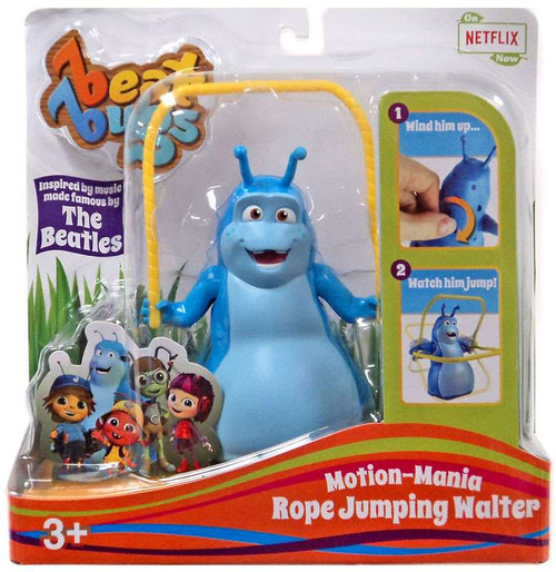 Beat Bugs Motion-Mania Rope Jumping Walter Action Figure