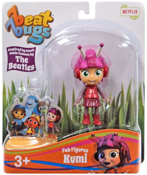 Beat Bugs Fab Figures Kumi Action Figure