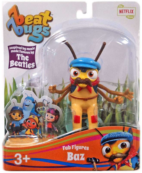 Beat Bugs Fab Figures Baz Action Figure