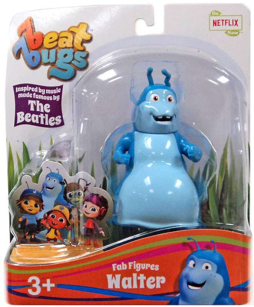 Beat Bugs Fab Figures Walter Action Figure