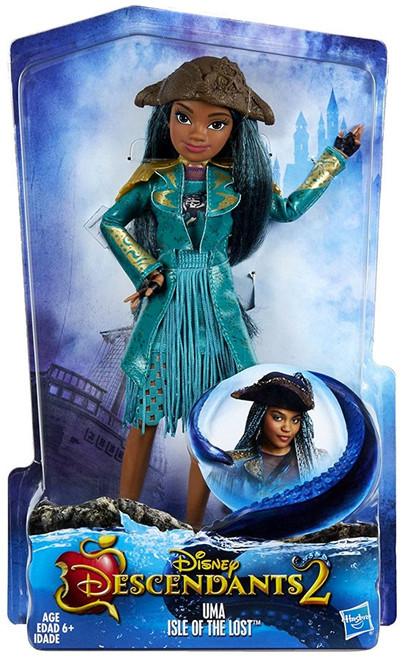 Disney Descendants Descendants 2 Uma Doll