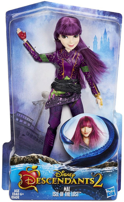 Disney Descendants Descendants 2 Mal Doll