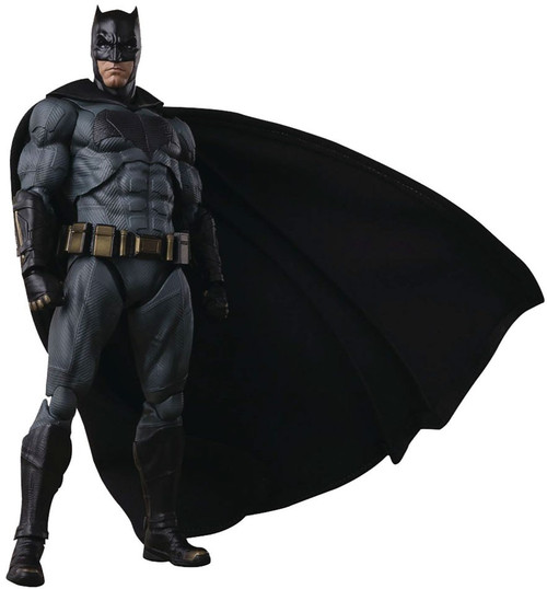 DC Justice League S.H. Figuarts Batman Action Figure [Justice League]