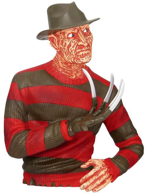 Nightmare on Elm Street Freddy Krueger 7-Inch Bust Bank