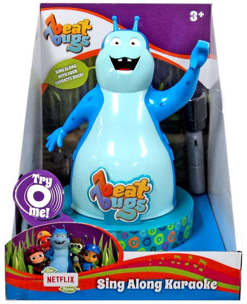 Beat Bugs Band Sing Along Karaoke Electronic Toy