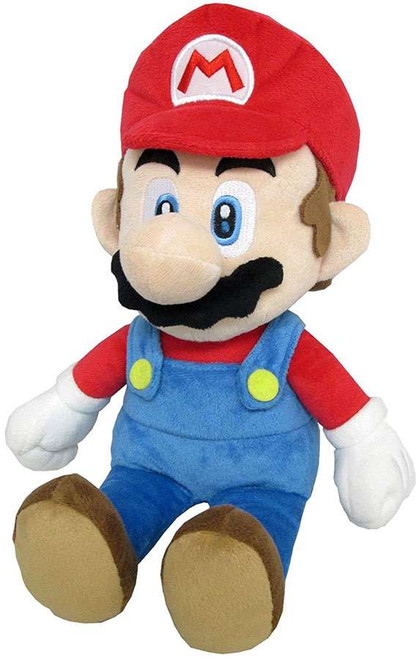 Super Mario All Star Collection Mario 14-Inch Plush