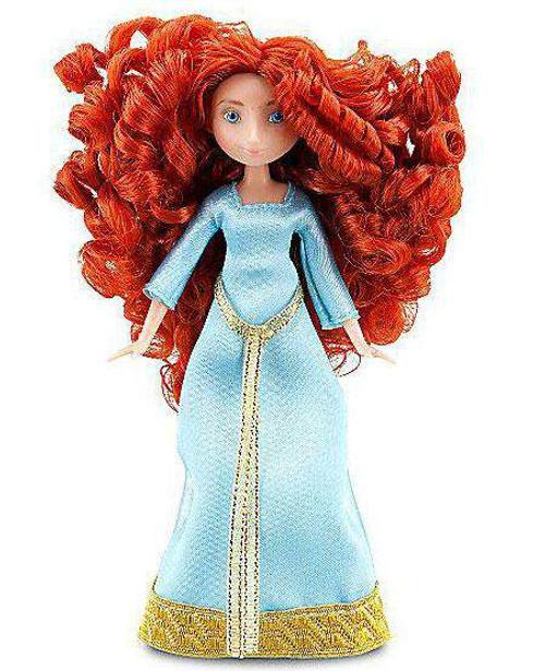 Disney / Pixar Brave Merida [Teal Formal Dress Loose]