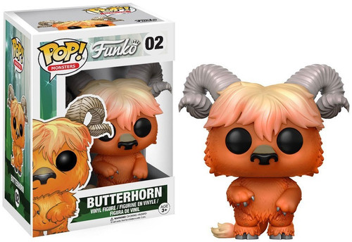 Funko Wetmore Forest POP! Monsters Butterhorn Vinyl Figure #02