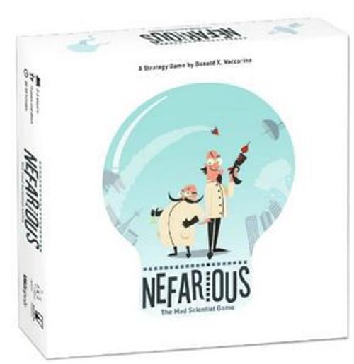 Board Games Nefarious Board Game