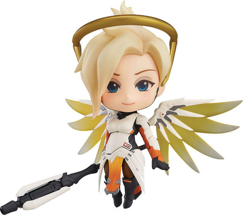 Overwatch Nendoroid Mercy Action Figure #790 [Classic Costume]